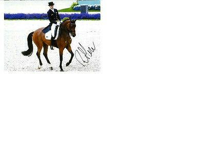 Olympic Champion 2016 Rio at Equestrian Sönke Rothenberger signed 10x15 photo.
