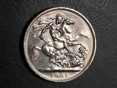 GREAT BRITAIN 1951 Crown Proof-Like Unc