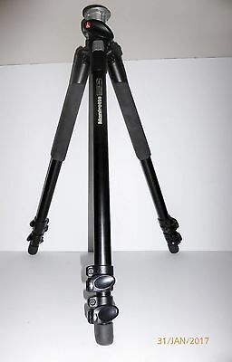 Manfrotto 055XPro B Tripod with Jessops Bag