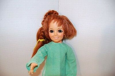 """Vintage 1968 Ideal Growing Hair Crissy Doll Red Hair 18"""""""