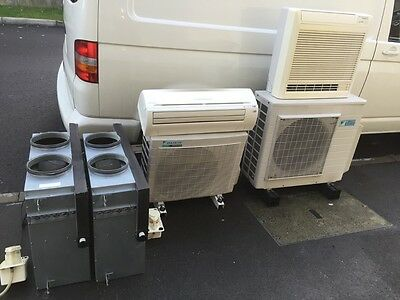 DAIKIN Room Air Conditioner / Condensing Unit