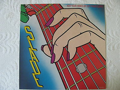 Promo poster Album Cover Shape Slade Keep your hands off my Power Supply