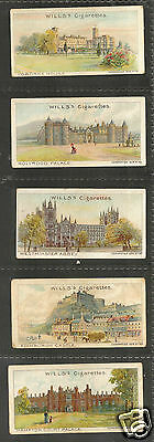 WILLS-Coronation Series 1902-27 card -mixed arrows,duplication condition varies.