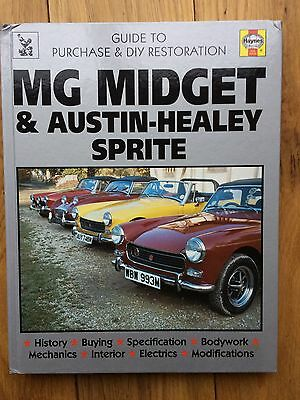 Mg Midget &austin Healey Guide To Purchase And Restoration