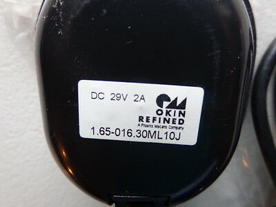 Okin ChairLift 1.65-016.30M10J Recessed Control Switch 29VDC 2A