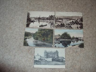 Old postcards of Cookham, Great Marlow and Porthminster House