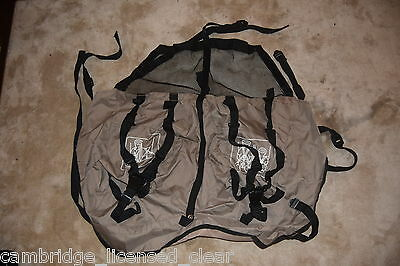 Croozer? infant 2 two kid seat adapter harness straps for bike trailer NEW