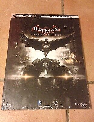 Batman Akram Knight Guide Strategique Ps4 Xbox One