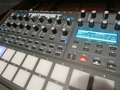 Dave Smith DSI Tempest - mint and boxed