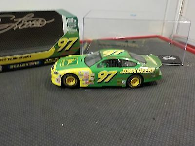 Scalextric NASCAR Ford Taurus John Deere No 97 Used Boxed