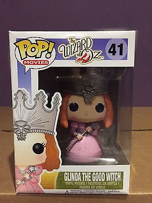 Funko Pop Vinyl Toy Wizard Of Oz Glinda The Good Witch #41 Rare Vaulted Retired