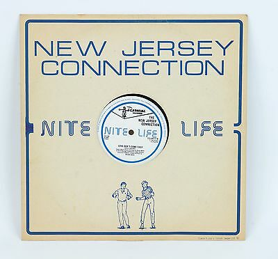 """The New Jersey Connection  Love Don't Come Easy 12"""""""