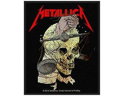 Official Licensed - Metallica - Harvester Of Sorrow Sew On Patch Metal Thrash
