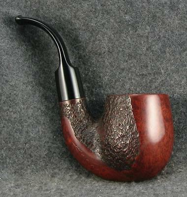 New Classic T Polinski Freehand Briar Smoking Pipe From Poland Unsmoked