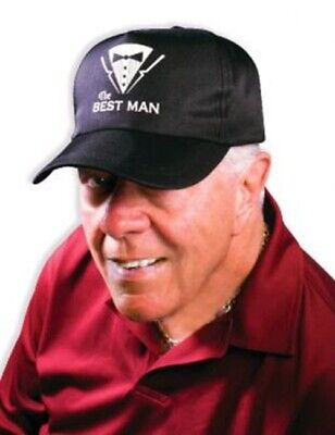 Bachelor Hat Best Man Cap