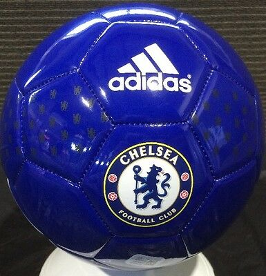 Chelsea FC Football Adidas Premier League Size 5 Soccer Ball  EPL ball Brand NEW