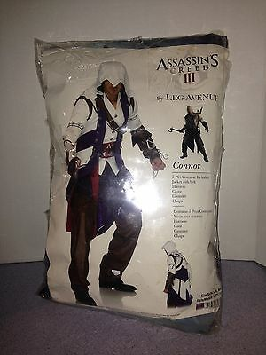 Leg Avenue Assassin's Creed Connor Adult Men's Deluxe Costume Cosplay