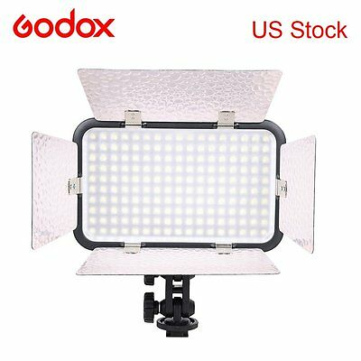 Godox LED-170II 170 LED Continuous Light Lamp for Photo Video Studio Photography