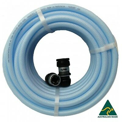 NEW Caravan Drinking Water Hose 12mm with Nylex Fittings