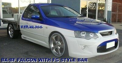 Ford Falcon Ba-Bf Xr Front Bar In Fg Style