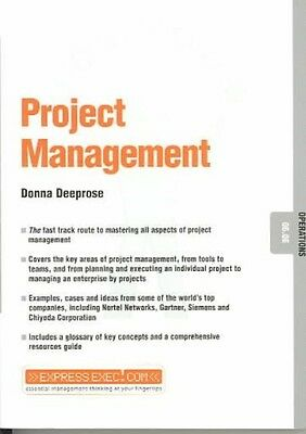 Project Management by Donna Deeprose Paperback Book (English)
