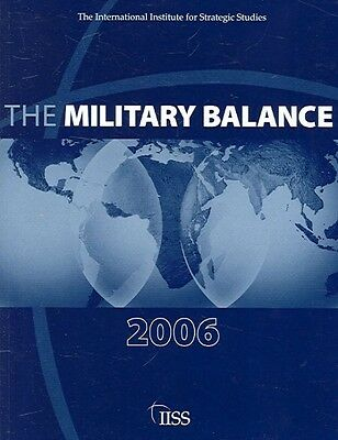 The Military Balance by Paperback Book (English)