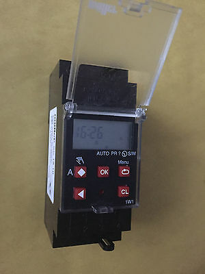 Muller Digital Time Switch 5T50 Sc 18.10 2 Pole Timer