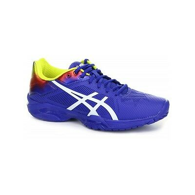 Zapatillas Asics Gel Solution Speed 3 Flame Mujer