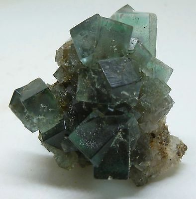 *** Fluorite Crystals - Eastgate, Weardale, England *** Lc301