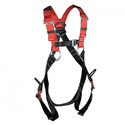 Cofra Fitring Fall Arrest Harness EN361 Body Work Climbing Safety