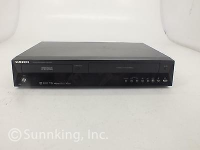Samsung DVD VR350M DVD and VCR Recorder with Freeview DV-input