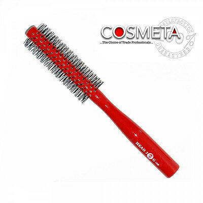 Head Jog Red Radial Brush 105, Professional Styling brush, Hair Tools