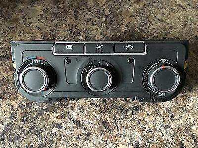 Vw Transporter T5.1 Air Conditioning Control Panel