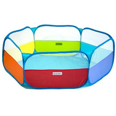 Baby Play Pen Room Kids Toddler Yard Safety Center Crib Educational Toys Divider