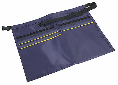 Market Traders Or Car Booter Carboot Sale Money Belt 5 Pockets For Coins & Notes