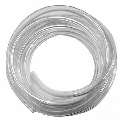 "NEW Clear Vinyl Hose Tubing 19mm - 3/4"" I.D. Made in Australia"