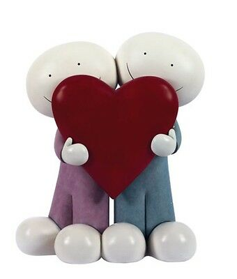 Doug Hyde Large I Love You This Much II Sculpture