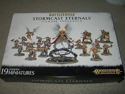 Warhammer Age of Sigmar Stormcast Eternals Army Box Games Workshop New