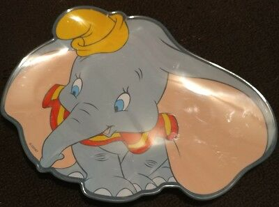 Disney Store DUMBO Melamime Plate NEW Meal Time Fun