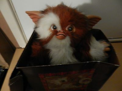 Gremlins Gizmo soft toy Rare with used box