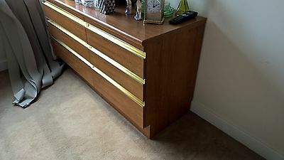 Chest of bedroom drawers