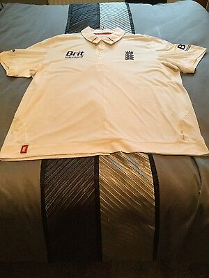 Mens England Cricket Shirt