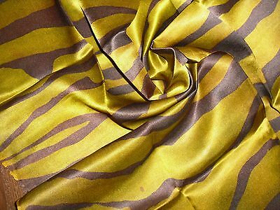 Hand painted silk scarf 68 x 68cm New