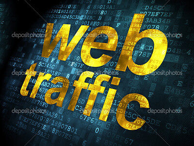 Lifetime Unlimited Website Traffic Hits