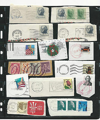 Used Us Stamps Nice Cancels #29