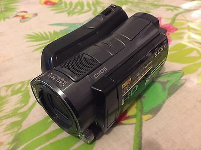 Sony HDR-SR12 120 GB Camcorder