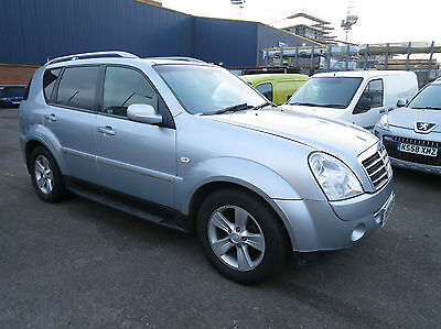 Ssangyong Rexton 2.7TD 270 ( 7st ) T-tronic 2008MY SPR