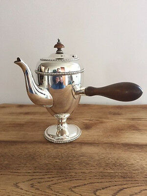 Silver Plated Chocolate/Coffee Pot
