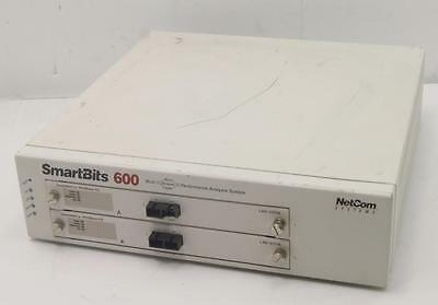SmartBits 600 Performance Analysis System SMB-0600 With 2 X LAN-3201A