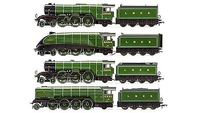 Hornby The Sir Nigel Gresley Collection Limited Edition R3500 - Free Shipping